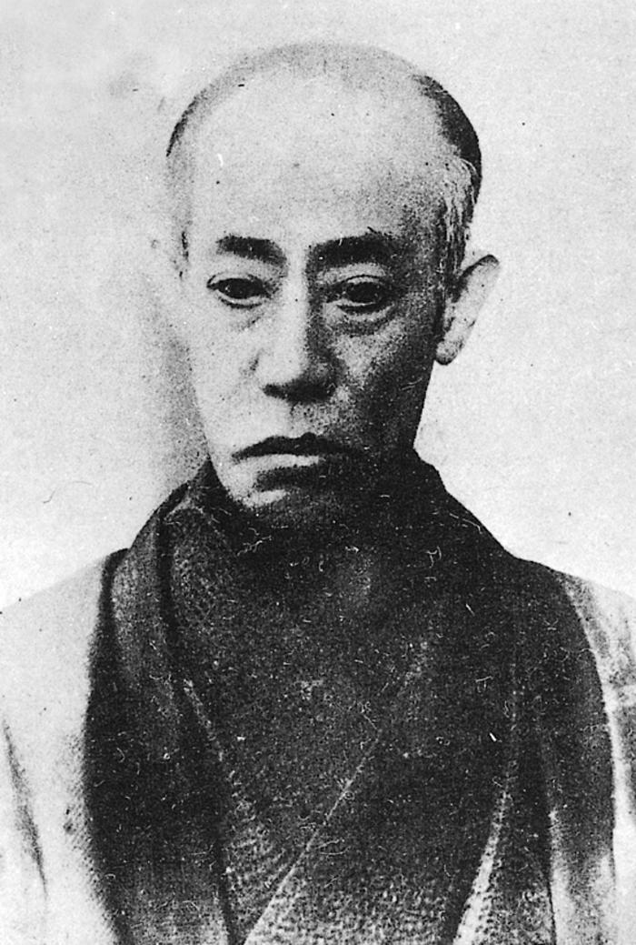 Ichikawa Danjuro IX (九代目市川團十郎)